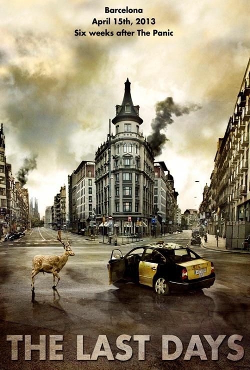 Los Últimos Días (The Last Days) An Epidemic Of Agoraphobia In Barcelona, Spain