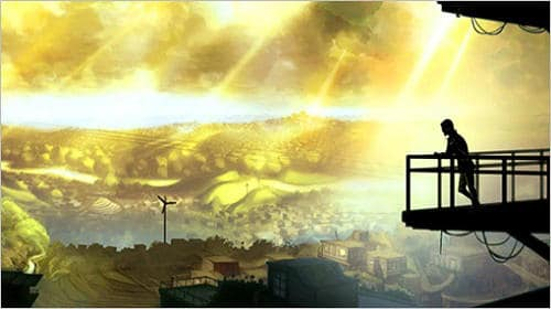 Electric City A Post-Apocalyptic Animated Web Series By Tom Hanks and Yahoo!3