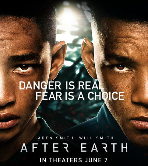 Watch The New Trailer For Will Smith's Post-Apocalyptic Movie After Earth