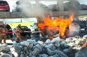 Guardian Center - Fire control training